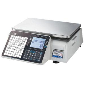 Весы с термопринтером CAS CL 3000 J
